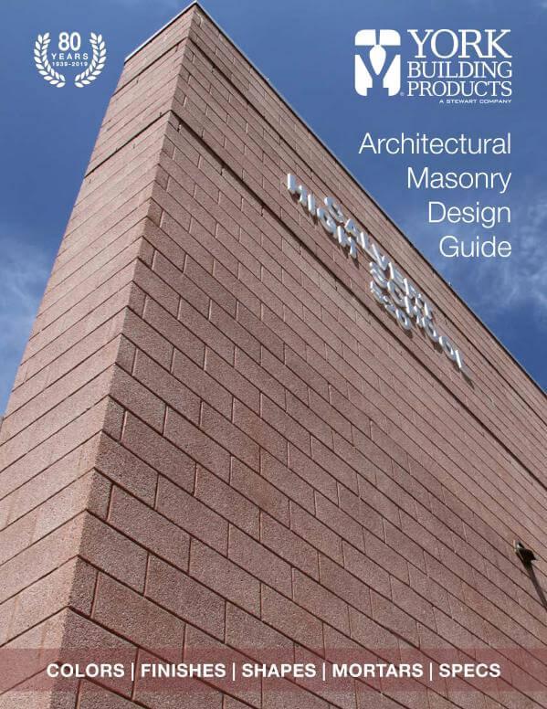 Architectural Masonry Design Guide