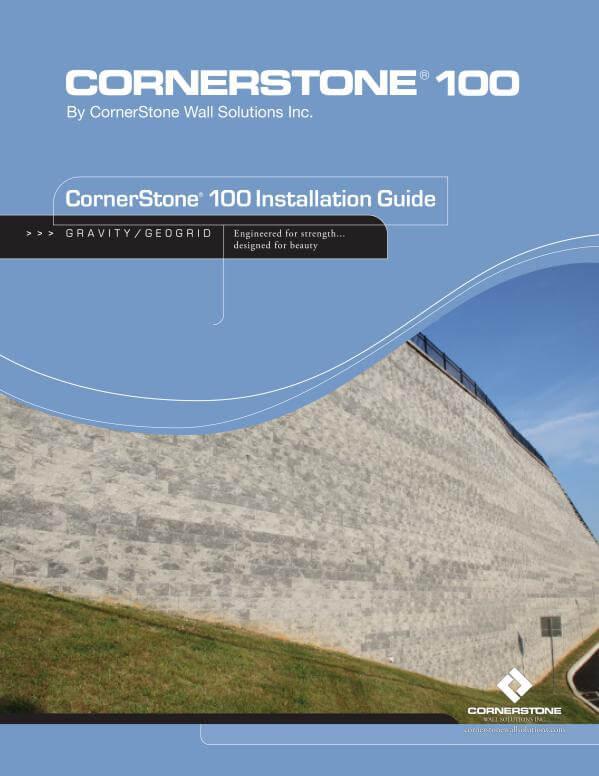 CornerStone100 Installation Guide