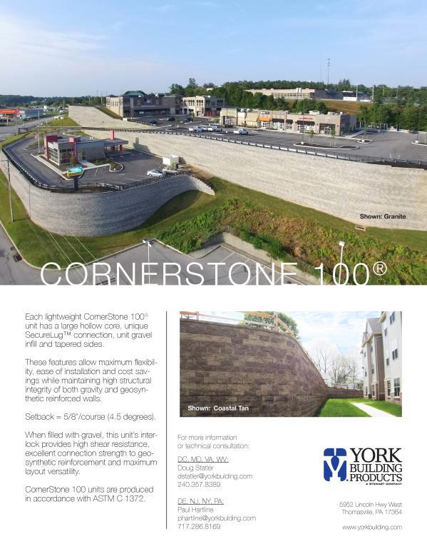CornerStone100 TDS