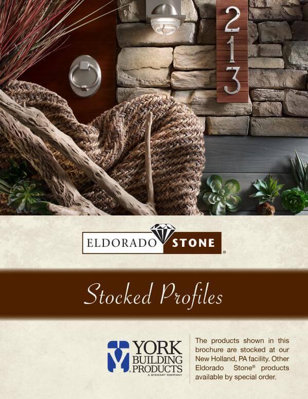 Eldorado Stocked Profiles Brochure