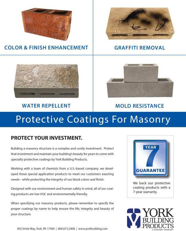 Protective Coatings Brochure