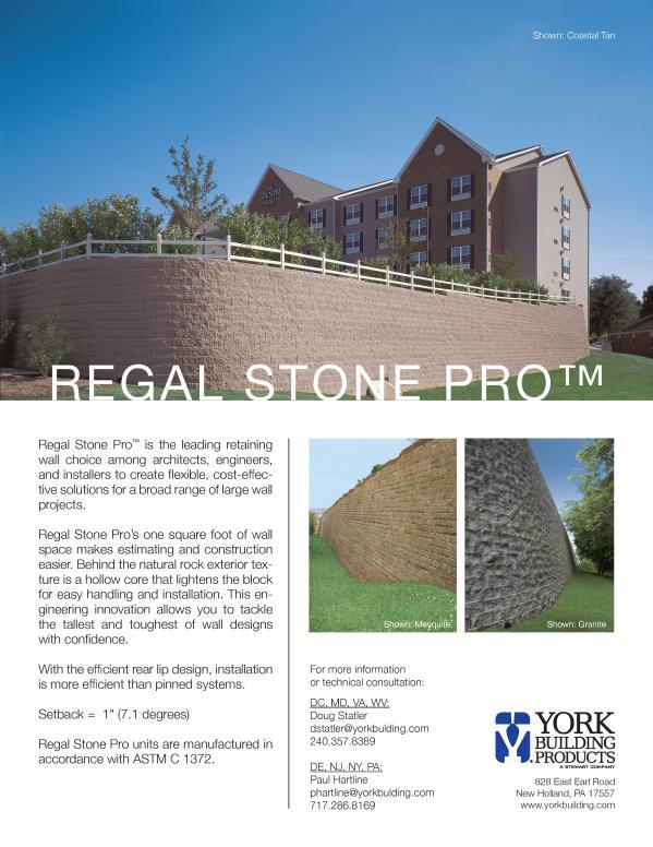Regal Stone Pro TDS
