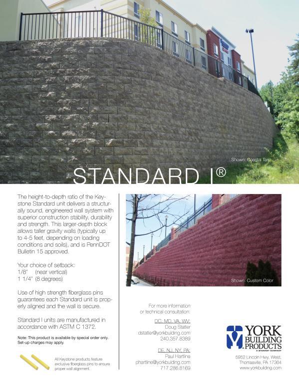 Standard I TDS