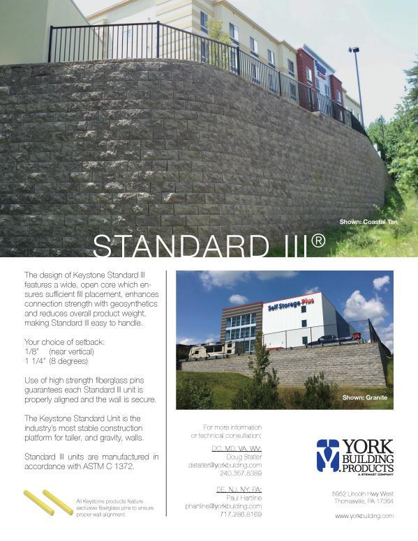 Standard III TDS