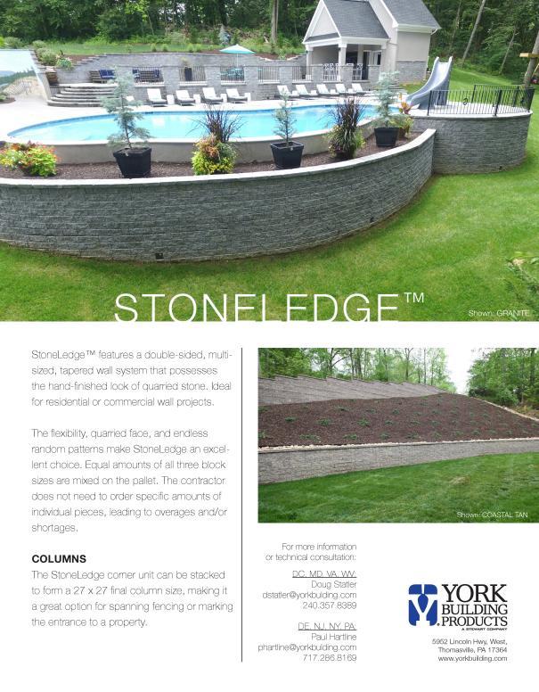 StoneLedge TDS