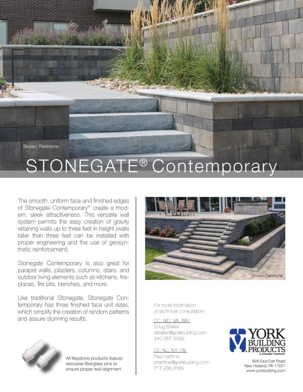 Stonegate Contemporary TDS