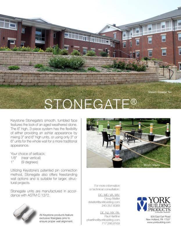 Stonegate Cut Sheet