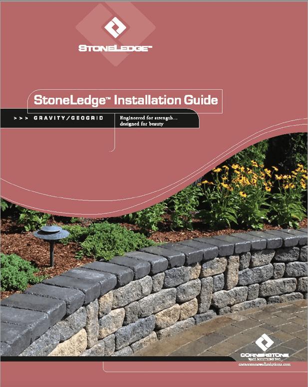 Stoneledge Install Guide