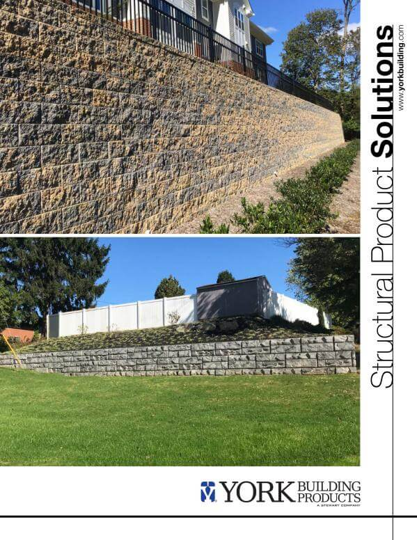 Structural Product Solutions Brochure