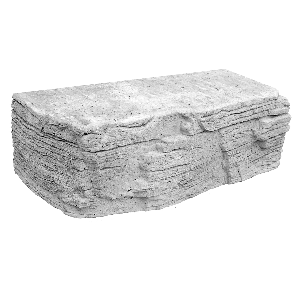 Outcropping 12x3-GRAY