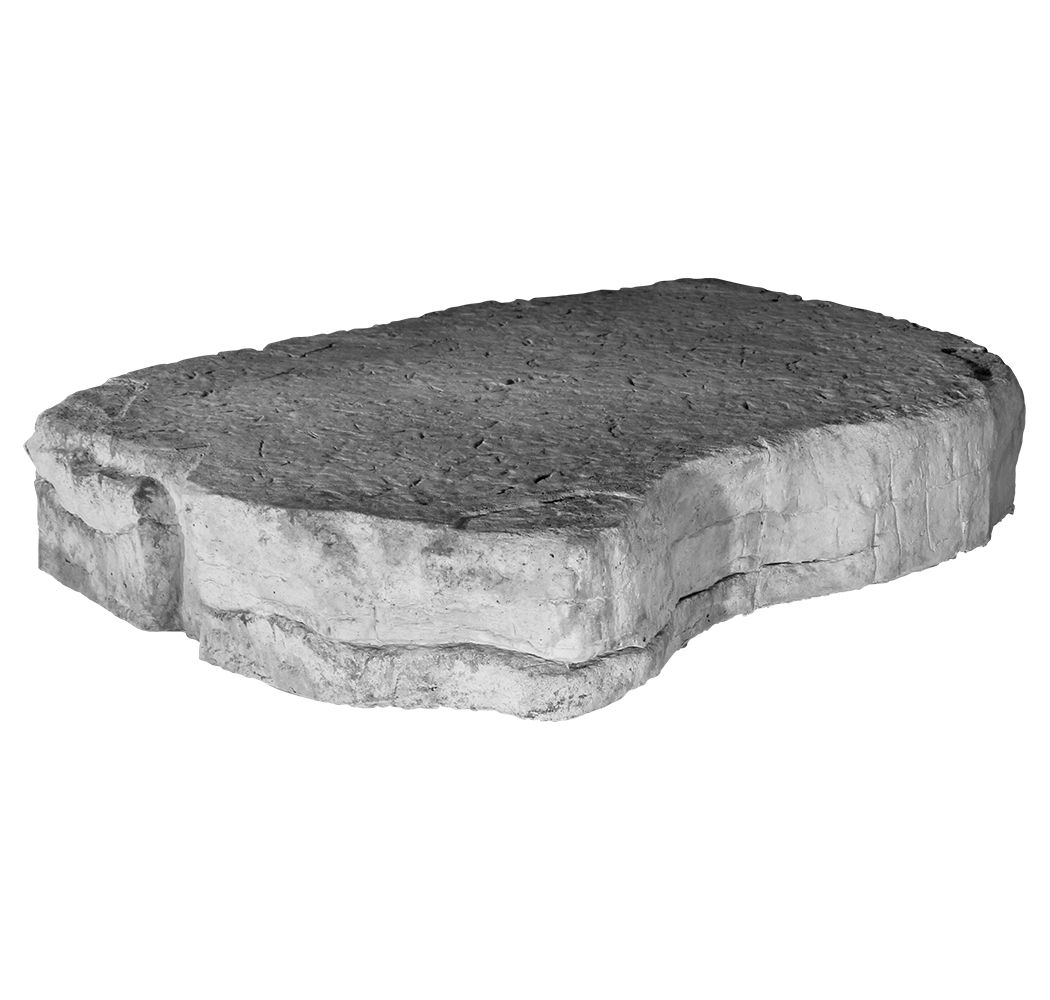 Outcropping_Corner_6in-GRAY